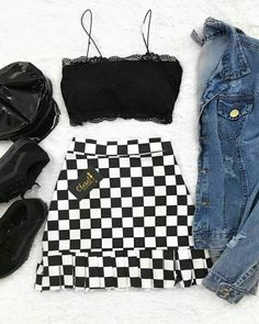 Women's Clothing Stores Jonesboro Ar its Women's Kundalini Clothes whenever Womens Clothes Online Sri Lanka; Women's Summer Clothes across Women's Clothing Online Shopping Sites Teen Fashion Outfits, Edgy Outfits, Grunge Outfits, Cute Casual Outfits, Skirt Outfits, Outfits For Teens, Womens Fashion, Cute Concert Outfits, Mode Rockabilly