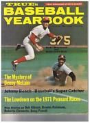 baseball magazines 1971 | 1971 Sports Quarterly Baseball Magazine - Brooks Robinson, Baltimore ...