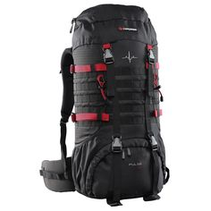 Caribee Pulse 65L Rucksack => Awesome product. Click the image : Backpacks for hiking