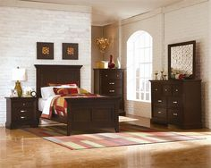 Homelegance Glamour 4pc Bedroom Collection