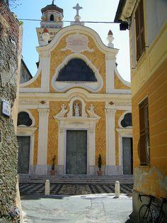 Albisola Superiore (SV): Via Emilia. ❷ by mpvicenza, via Flickr