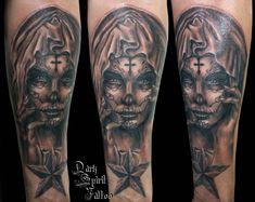 22 Meilleures Images Du Tableau Tatouage Santa Muerte Mexican