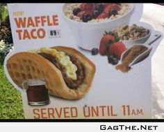 Taco Bell is testing a breakfast Taco, RIP every other restaurant