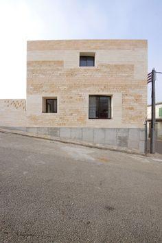 Jordi and África's House par le studio espagnol TEd'A arquitectes - Journal du Design