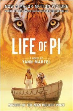 Life Of Pi: Amazon.co.uk: Yann Martel: 9780857865533: Books