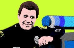 Pop Art Policier...