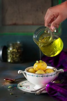 Rajbhog Recipe (Kesar Rasgulla Recipe) - Binjal's VEG Kitchen