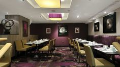 Doubletree by Hilton London - West End, GB - The Level Restaurant