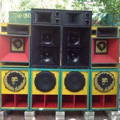 #Soundsystem #Reggae