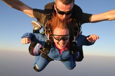 Skydiving awesomeness