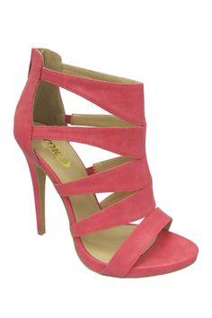 Cutout Heel