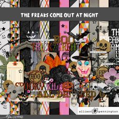 The Lilypad :: Kits :: The Freaks Come Out At Night