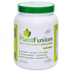 Best High Protein Snacks: Plant Fusion Vegan Protein Shake