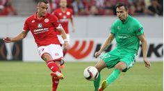 Europa League Mainz - St. Etienne 1:1 | Nächster Euro-Schock für Mainz…
