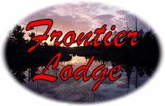 Frontier Lodge #algomacountry