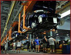 Canadauence TV: Ford pretende contratar 12 mil trabalhadores até 2...