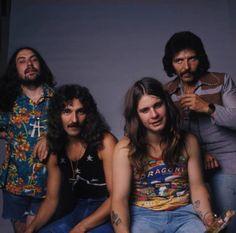 Black Sabbath 1972 More