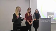 Fresh Relevance at #SBSplacements today  Students from Fresh Relevance telling about their experience at the Southampton Business School placement conference today. https://www.freshrelevance.com/jobs
