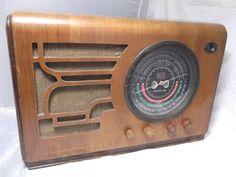 Montgomery Ward Airline Tube Radio 62-228 | eBay
