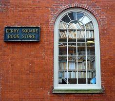 Derby Square Book Store, Salem, Massachusetts