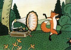 Chytrá kmotra liška - můj nejoblíbenější večerníček:) Clever Godmother fox - my… Mythology, Illustrators, Fairy Tales, Disney Characters, Fictional Characters, The Past, Symbols, Seasons, Poster