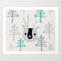 Home decor-interior designs . tech gear- christmas designs by susycosta-Collect your choice of gallery quality Giclée, or fine art prints custom trimmed by hand in a variety of sizes with a white border for framing.
