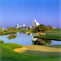 Great Golfing in Dubai - visit: www.fillyourtrip.com for more offers..