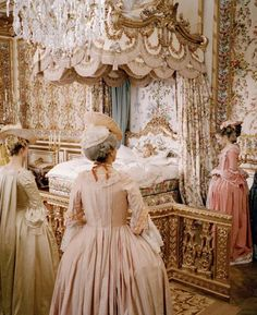 Marie Antoinette (2006). Period and costume drama.