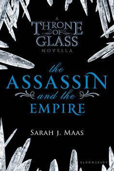 The Assassin and the Empire (Throne of Glass, #0.4) - I loved reading these four novellas that are prequels to Throne of Glass.  What a fantastic series, I can not wait for more!