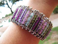 cheap bracelet idea - very cool