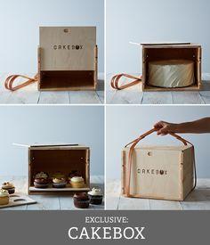 Wonderful cake box