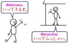 Saludos en japonés