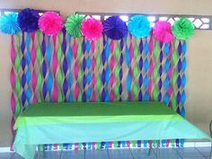 decoracion de mesas con abanicos - Buscar con Google