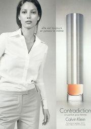 Images de Parfums - Calvin Klein : Contradiction