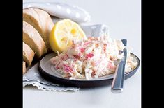 Pomazánka surimi Potato Salad, Potatoes, Ethnic Recipes, Food, Potato, Essen, Meals, Yemek, Eten
