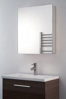 Bathroom Cabinets 60cm Wide aziza demister bathroom cabinet with bluetooth audio | mirrors