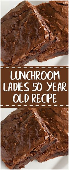 Lunchroom Ladies 50 year old recipe – Fresh Family Recipes
