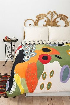 Char-Bea By Ashley G Bristol Duvet Cover