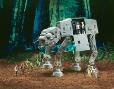Star Wars Action Figures Inducted Into the Hall of Fame. Let's Celebrate With Awesome Pictures.