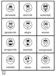 19 Mejores Imágenes De Estados De Animos Learning Spanish Learn
