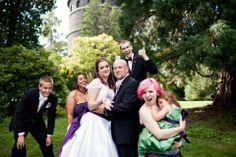 Geeky Gamers Seattle Wedding