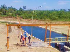 Mantenimiento del Monorriel de la Bocatoma del Canal Norte Sullana (Salida)
