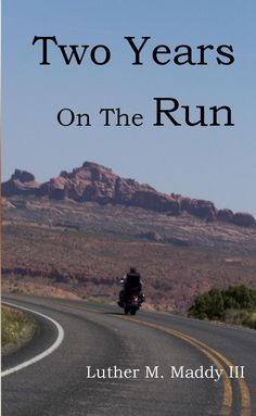 Great book about a motorcycle trip and life's challenges and all of it done with HUMOR
