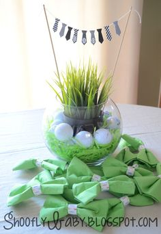 Father's Day Table Decor DIY