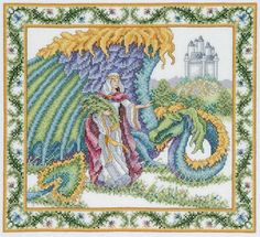"Teresa Wentzler ""Princess and the Dragon"""