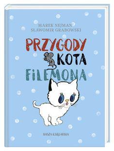 Przygody kota Filemona - Grabowski Sławomir   Książki empik.com