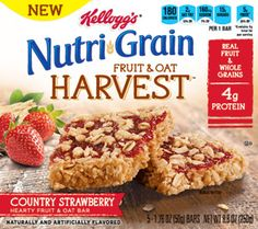 Reminder: $.25 NutriGrain Bars at Target after Coupon and Gift Card starts TODAY! - http://www.couponaholic.net/2014/11/reminder-25-nutrigrain-bars-at-target-after-coupon-and-gift-card-starts-today/