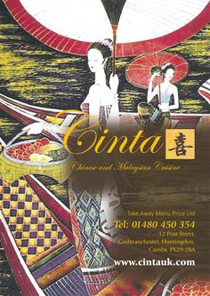 Cinta Chinese and Malausian Restaurant