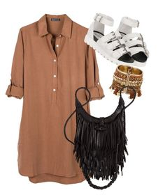 """Ethnics"" by rianiikaws on Polyvore featuring United by Blue"