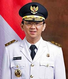 "INDONESIA FACES DEFINING MOMENT IN 'BLASPHEMY' PROTESTS AGAINST CHRISTIAN GOVENOR AHOK --Jakarta Gov. Basuki ""Ahok"" Tjahaja Purnama. (Wikipedia)"